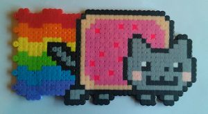 Nyan Cat by WanderingKree