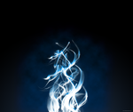Blue Fire by alivepixel