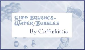 Liquid Brushes by coffinkittie