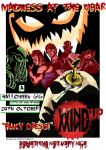 Halloween Band poster by Tom-Inad-Ous