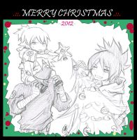 Hatake Christmas 2012 by KickBass77
