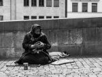The Business of Begging - IV by InayatShah