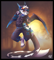 COMMISSION for Nekrozs 2/2 by phation