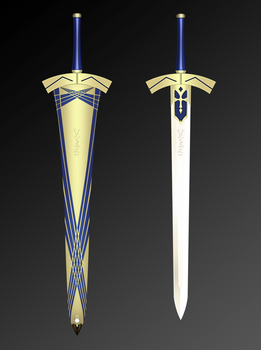 Excalibur by Simply-The-Frankie