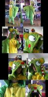 Nutty Happy Tree Friends Kigu by Blashina