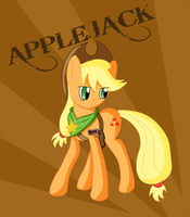 Sheriff Applejack by Ailynd
