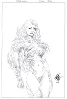 Witchblade commission 7 by Xenomrph
