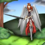 CM : fighting angel by xEndlessPain
