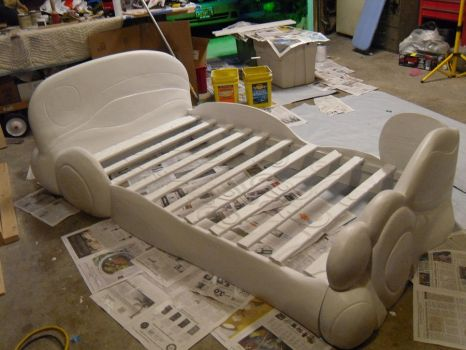 Rainbow Dash Bed Part X Primer by ColdCalzone