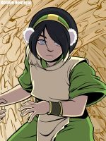Toph by Tallychyck
