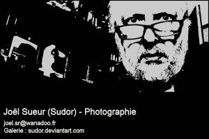 Visit card by SUDOR