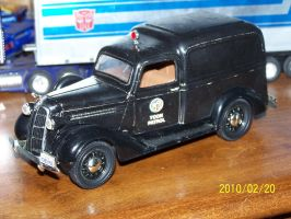 Toon Patrol Dodge Wagon 01 by coonk9