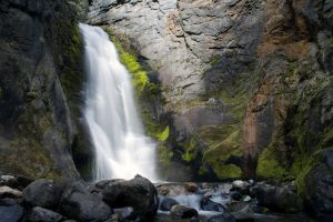 water falls by Jimm3h