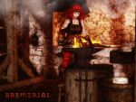 Bremerial the Blacksmith by DesignsByEve