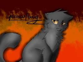 Yellowfang by Fullmilly-Alchemist