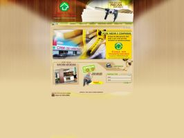 Web Casadomarceneiro by digitalgraphics