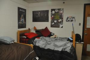 Dorm room by SaraNelson