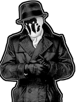 Rorschach by OMyGodZombies
