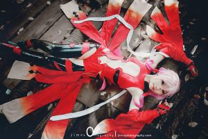 Inori - Guilty Crown by loveweeds