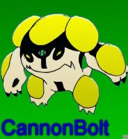BEN10 I.G.: CannonBolt by Hero-Jaxx
