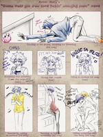 F*cking Annoying Poses Meme: Kurt Rougette~ by Solstice-11