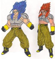 New Android name Cuzo by DBZ2010