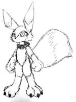 Digimon FMD: Foximon by Heckfire