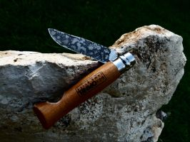 Opinel no.9 by Teuril