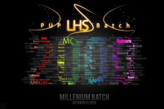PUP LHS Batch 2000 T-shirt by RXstriderr