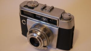 Agfa Super Silette L by Seth0941