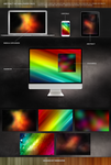 Abstract HD Wallpapers Pack by TomRichter