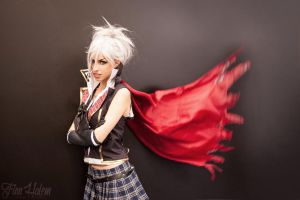 Sice Cosplay Final Fantasy Type 0 by MissHatred by JessicaMissHatred