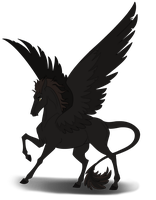 9045 BM| Evanescence by JourneyHorse