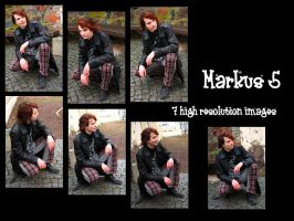 Markus 5 stock pack by Mithgariel-stock