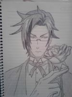 Claude Faustus. by ADFlowright