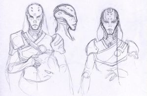Quarian Concepts by remthemighty