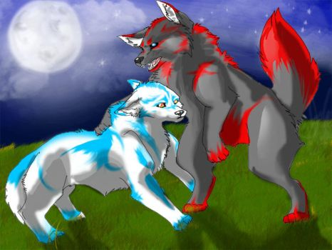 ill protect you-request by sexy-seductress-wolf