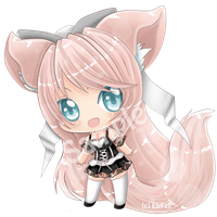 Chibi Adopt Girl SAMPLE by ElyFelt