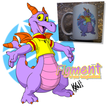 Figment of your Imagination by kevinxnelms