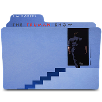 The Truman Show 1998 folder icon by AKSHUNT007