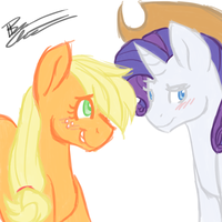YUS...more RARIJACK by ThunderShock0823