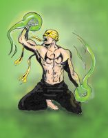 Iron Fist by Graymalkin2112