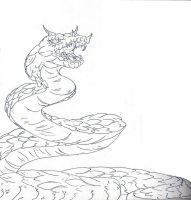 The Snake [Deadly Reptiles] by Cyprus-1