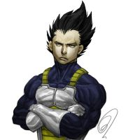 Vegeta Color by balebale