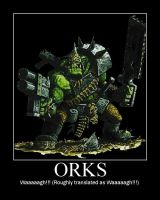 Orks by Jamstar501st