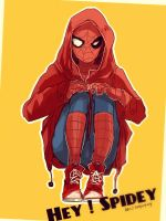 spidey by bbcchu