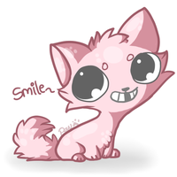:My smile: by PrePAWSterous