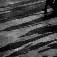 .shadows of rushing hours. by tarpeia
