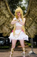 anarchy panty angel cosplay by sanchanclau