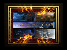 Shadows and Echoes Mosaic ID by RazielMB